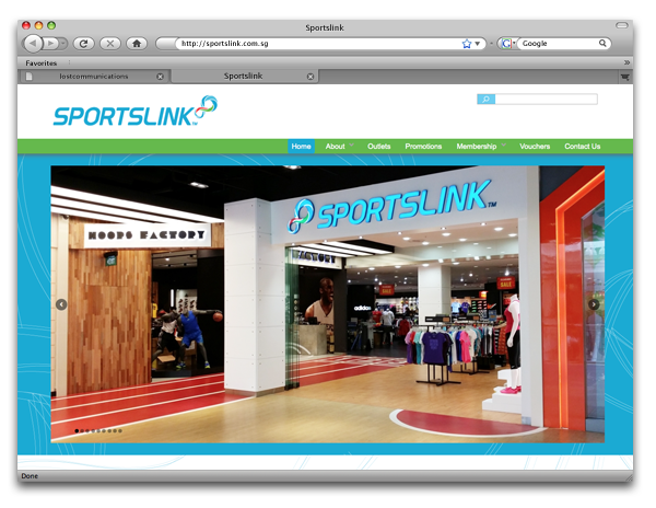 Sportslink Holdings Pte Ltd