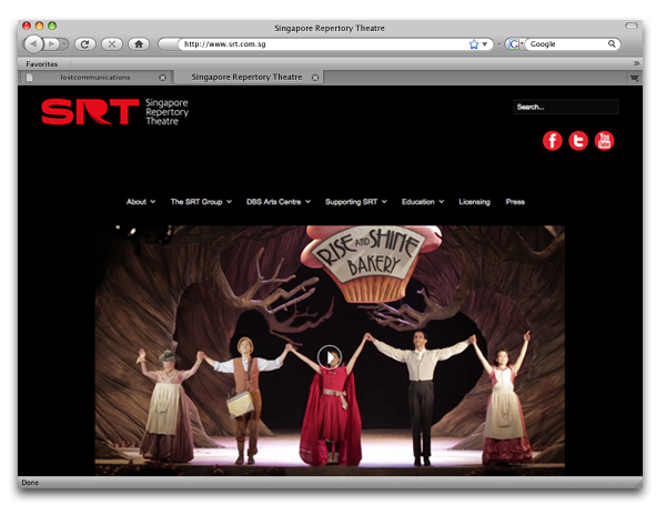 The Singapore Repertory Theatre